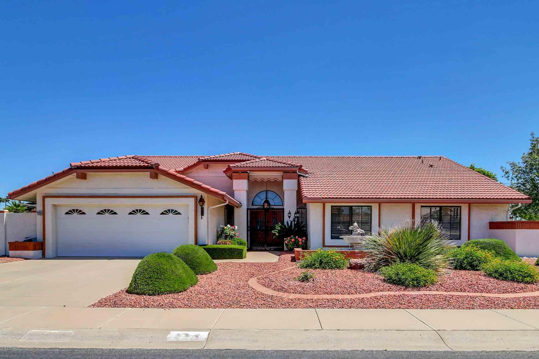 Photo of 13910 W Pennystone Drive, Sun City West, AZ 85375