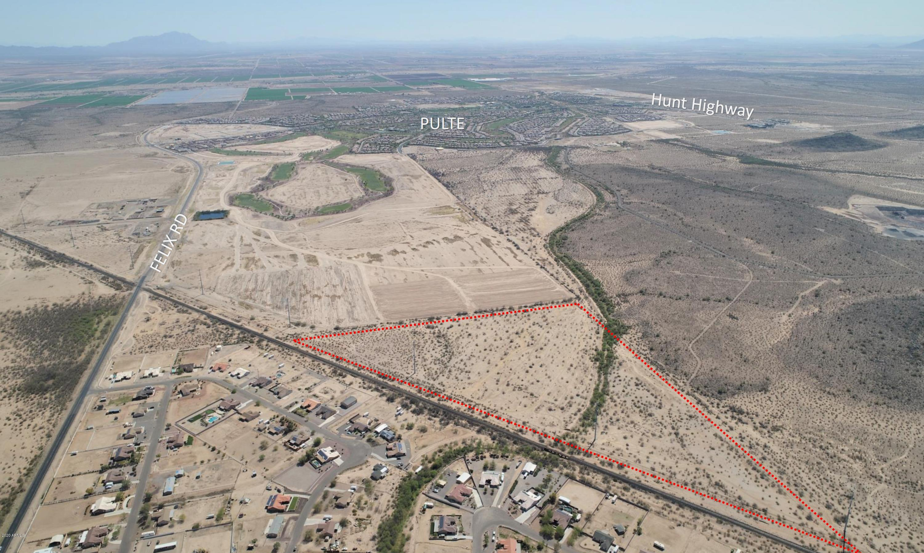 Property for sale at 0 W Felix Road, Florence,  Arizona 85132