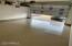 Epoxy Garage Floor makes the garage another usable room! Garage has room for storage or a once-in-a-while man cave!
