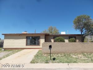 102 COCHISE Drive, Bisbee, AZ 85603
