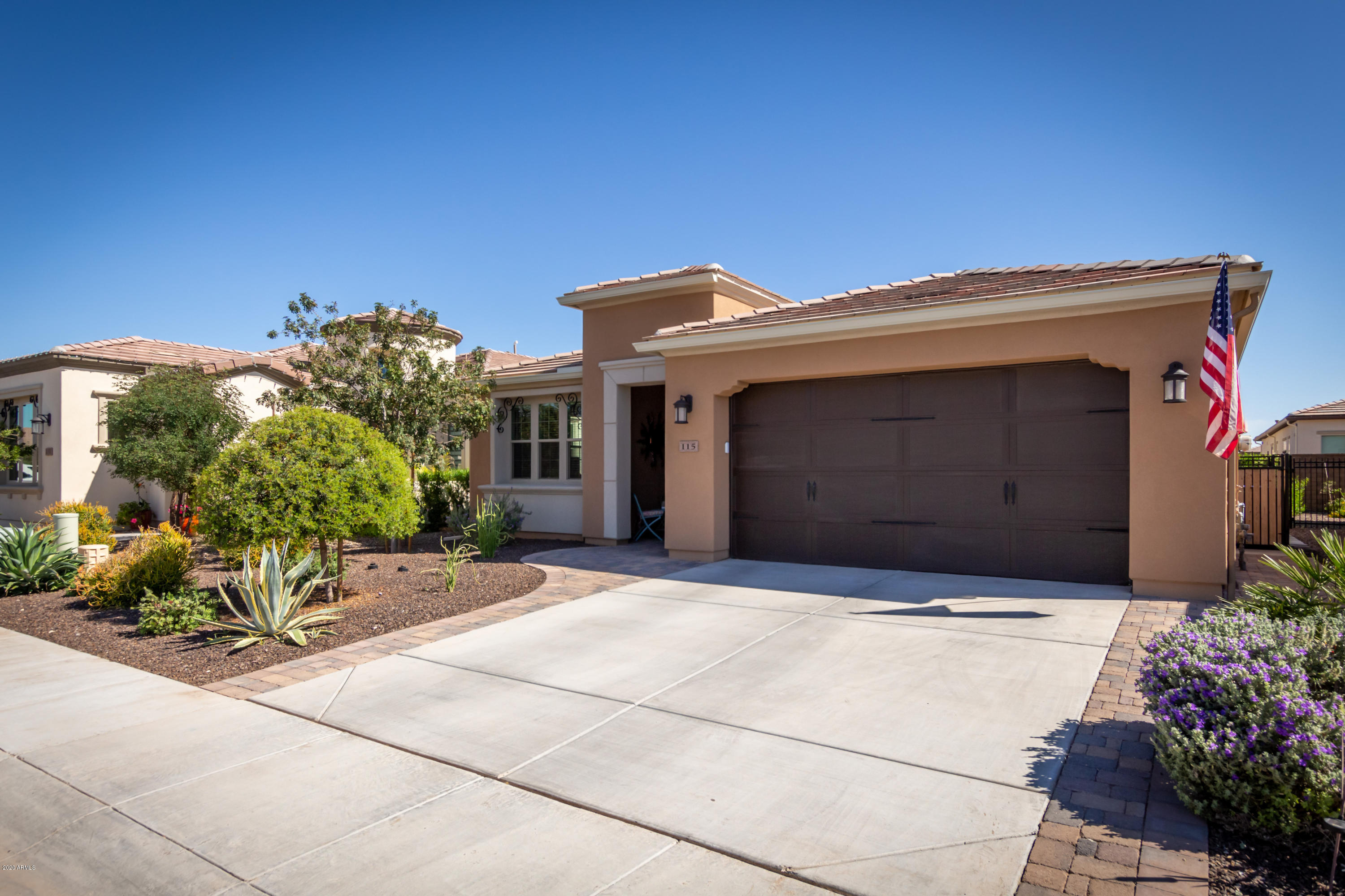 Photo of 115 E ATACAMA Lane, San Tan Valley, AZ 85140