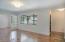 Original refinished hardwood floors