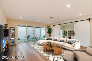 Great Room + Den/3rd Bedroom