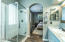 Master Shower with Subway Tile