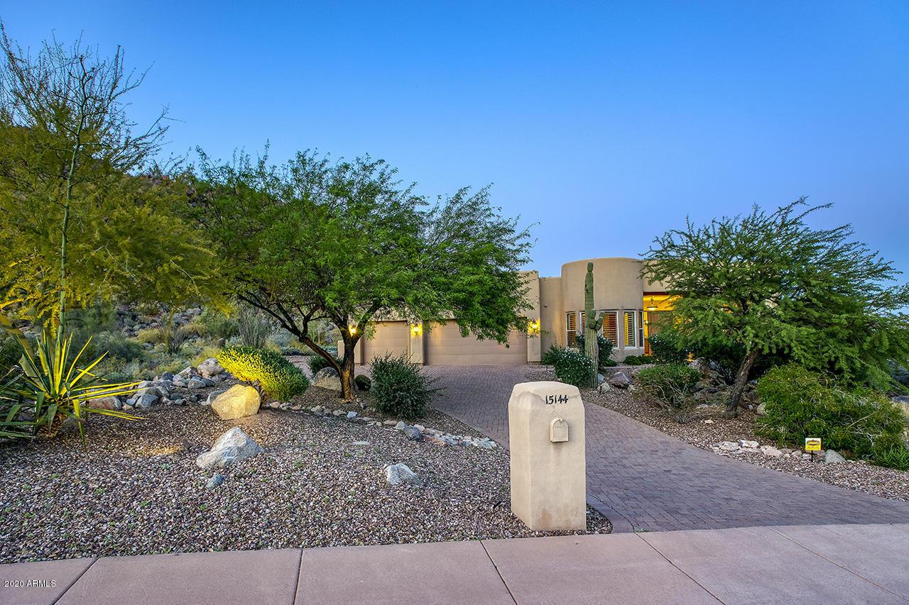 Photo of 15144 E SUNBURST Drive, Fountain Hills, AZ 85268