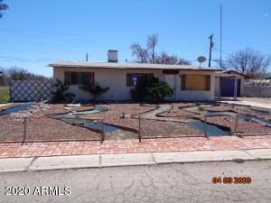 734 E COMSTOCK Street, Benson, AZ 85602