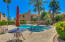1 of 3 Community Pools located close to unit