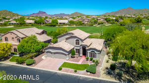 Beautiful 5 bedroom home with new master bathroom, on Las Sendas Golf Course with a resort-style backyard & pool!