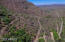 The high country portion of this property is served by a number of old mining roads, which could be improved.