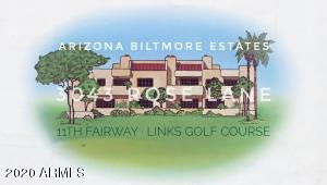3043 East Rose Lane  Biltmore Courts at Arizona Biltmore Estates on the 11th Fairway of the Links Golf Course