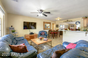 Front living area. Great for gathering.