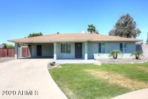 552 S SUNWOOD Circle, Mesa, AZ 85204