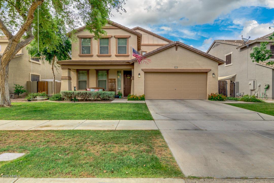 Photo of 4166 E PAGE Avenue, Gilbert, AZ 85234