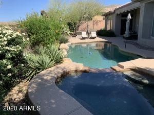 Arizona Living; Private Backyard