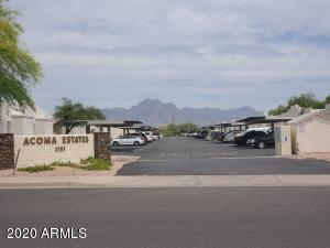2151 N MERIDIAN Road, 44, Apache Junction, AZ 85120