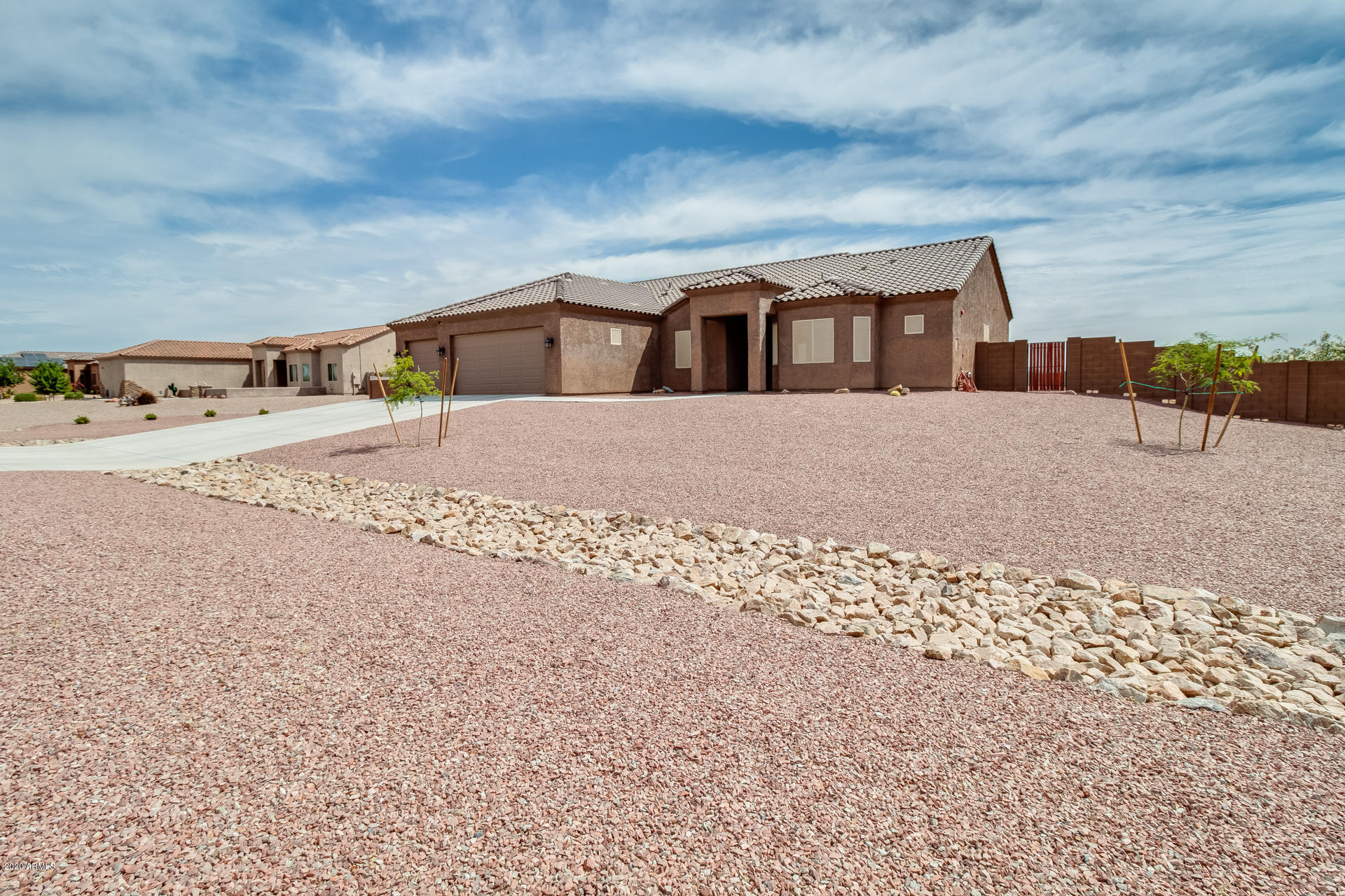 Photo of 28323 N BUSH Street, Wittmann, AZ 85361