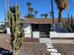 12319 W ROCK SPRINGS Drive, Sun City West, AZ 85375