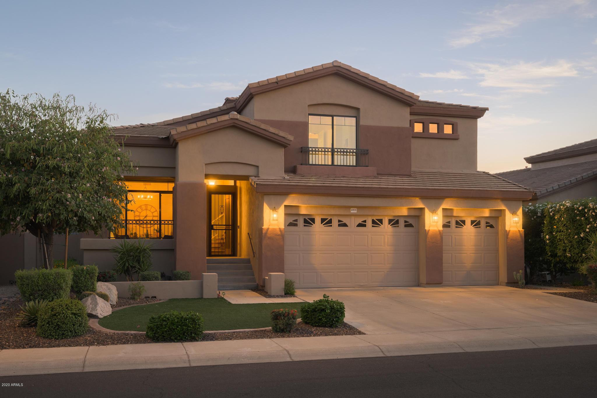 Photo of 4903 E HAMBLIN Drive, Phoenix, AZ 85054