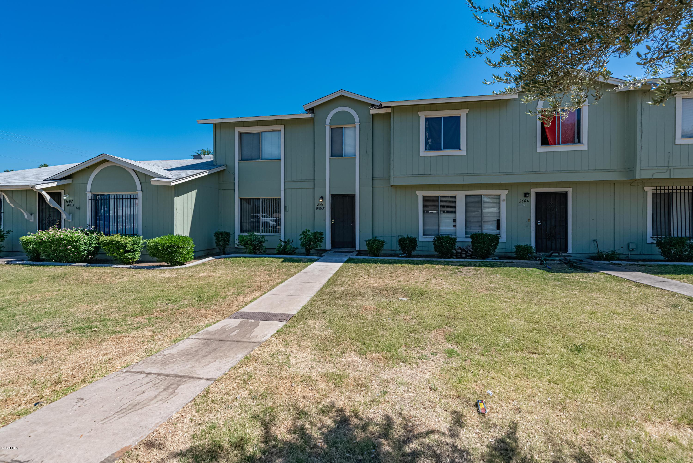 Photo of 2604 W WOLF Street, Phoenix, AZ 85017