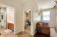 2nd bathroom, bedroom and den