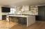 Kitchen Design Rendering Sunset