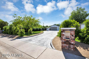 Sits on 2 separate Irrigated Lots. Extensively renovated.