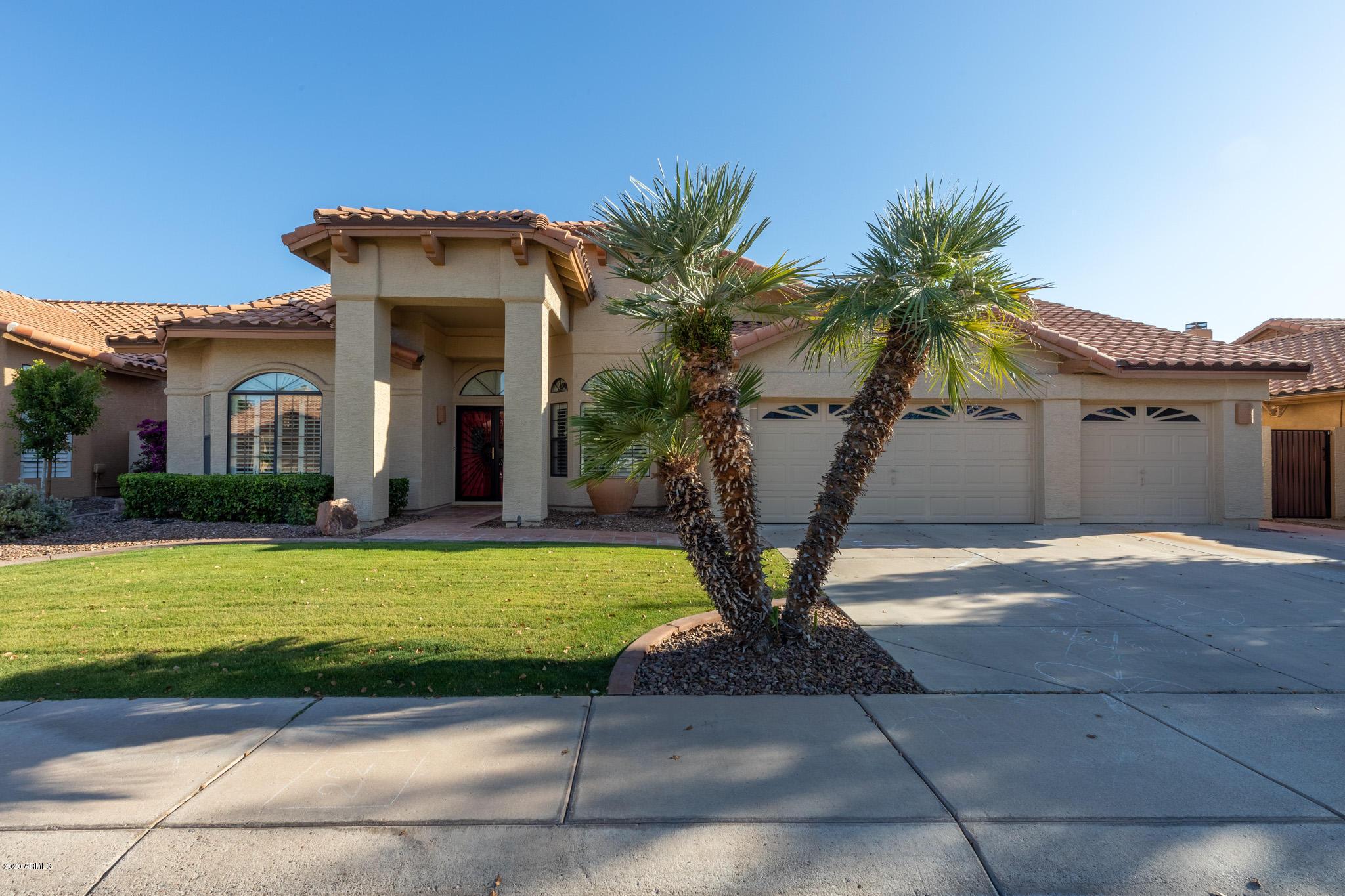 Photo of 1625 W Desert Broom Drive, Chandler, AZ 85248