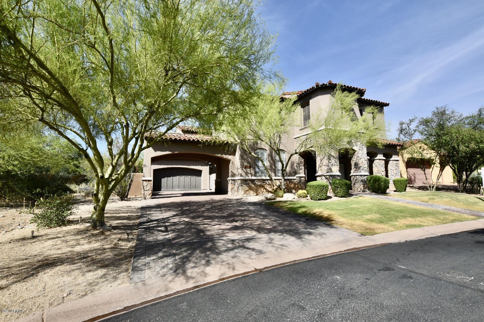 Photo of 9330 E MOUNTAIN SPRING Road, Scottsdale, AZ 85255