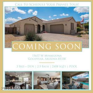 15637 W MINNEZONA Avenue, Goodyear, AZ 85395