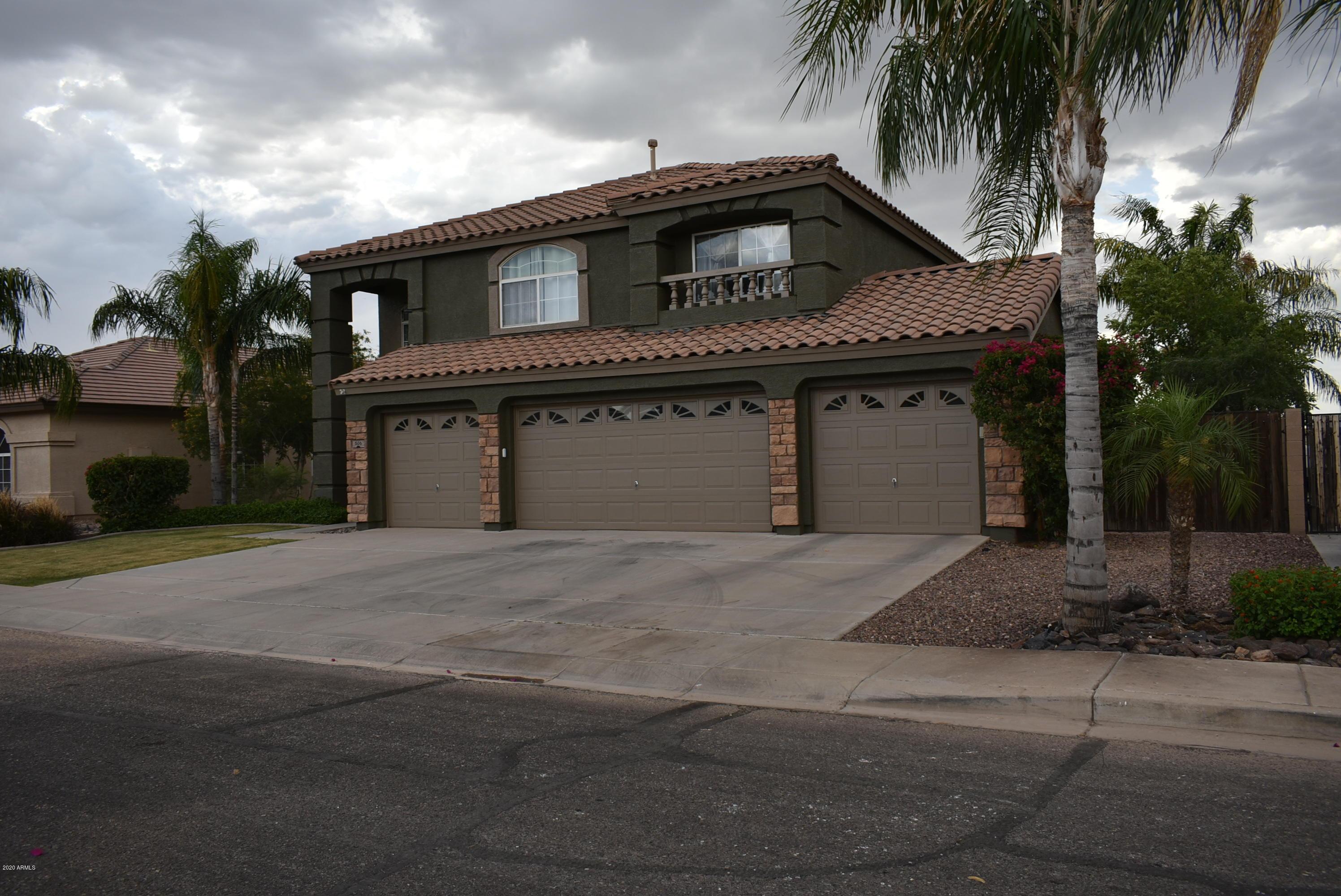 Photo of 506 E ROSEBUD Drive, San Tan Valley, AZ 85143