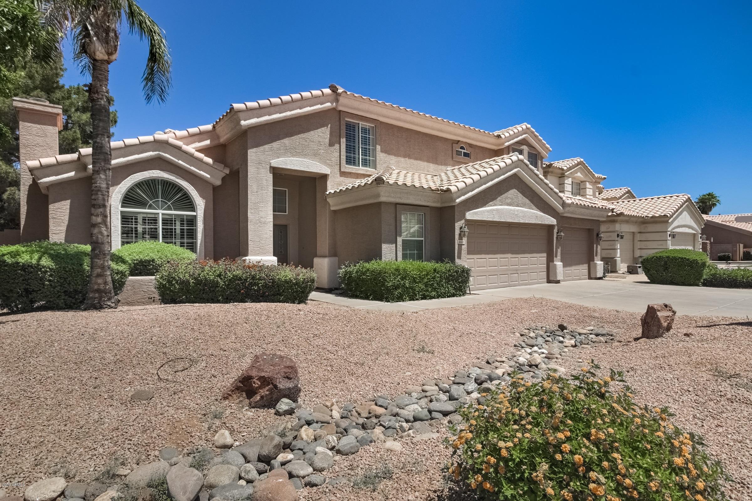 Photo of 4448 E TREMAINE Avenue, Gilbert, AZ 85234