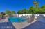 Sparkling pool resurfaced 2014.