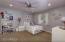 Oversized bedroom 1