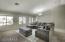 Formal living / dining room