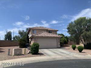 13026 W PARADISE Drive, El Mirage, AZ 85335