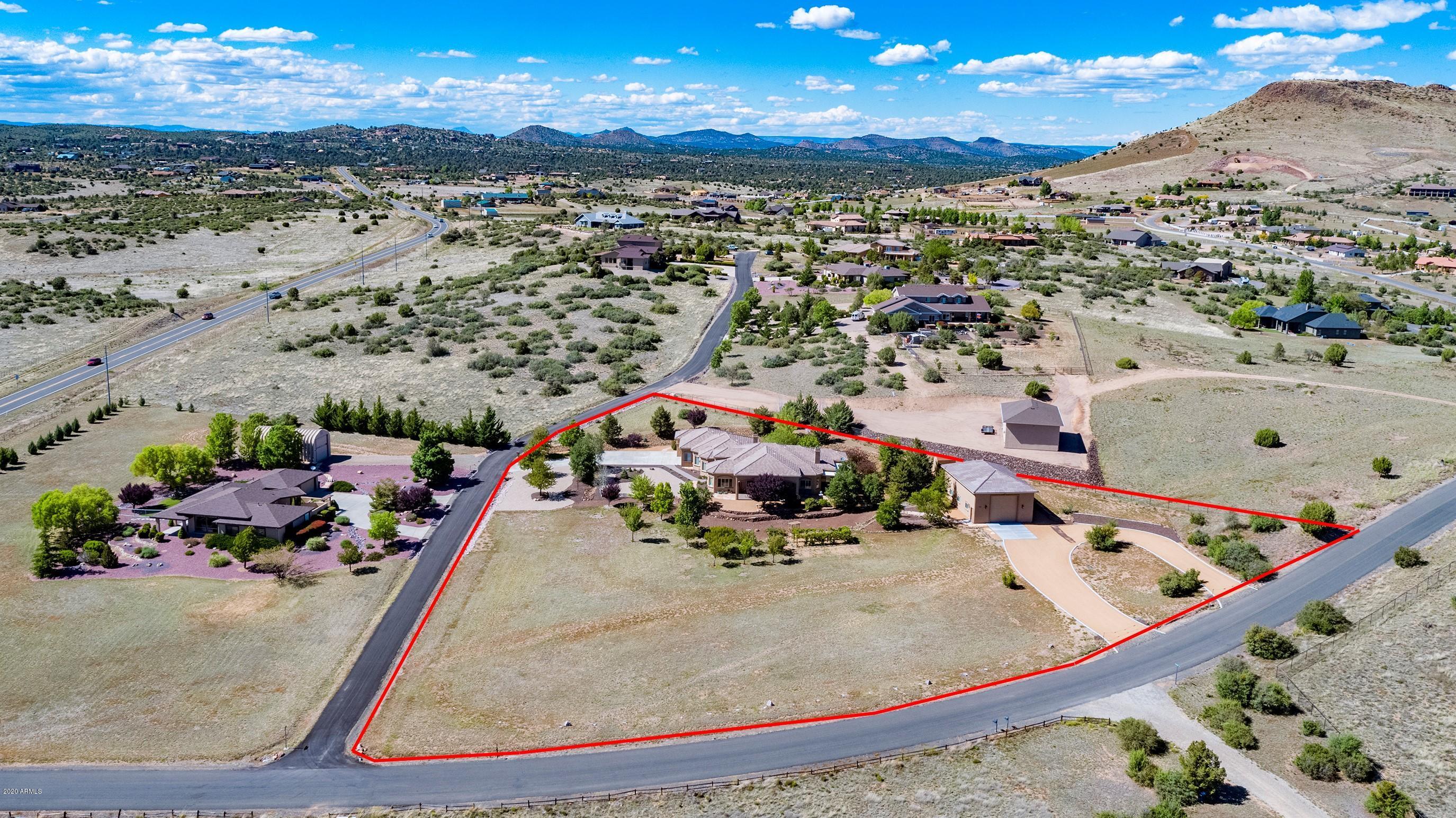 Photo of 11100 N WILLIAMSON VALLEY RANCH Road, Prescott, AZ 86305