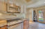 Stainless appliances and granite countertops