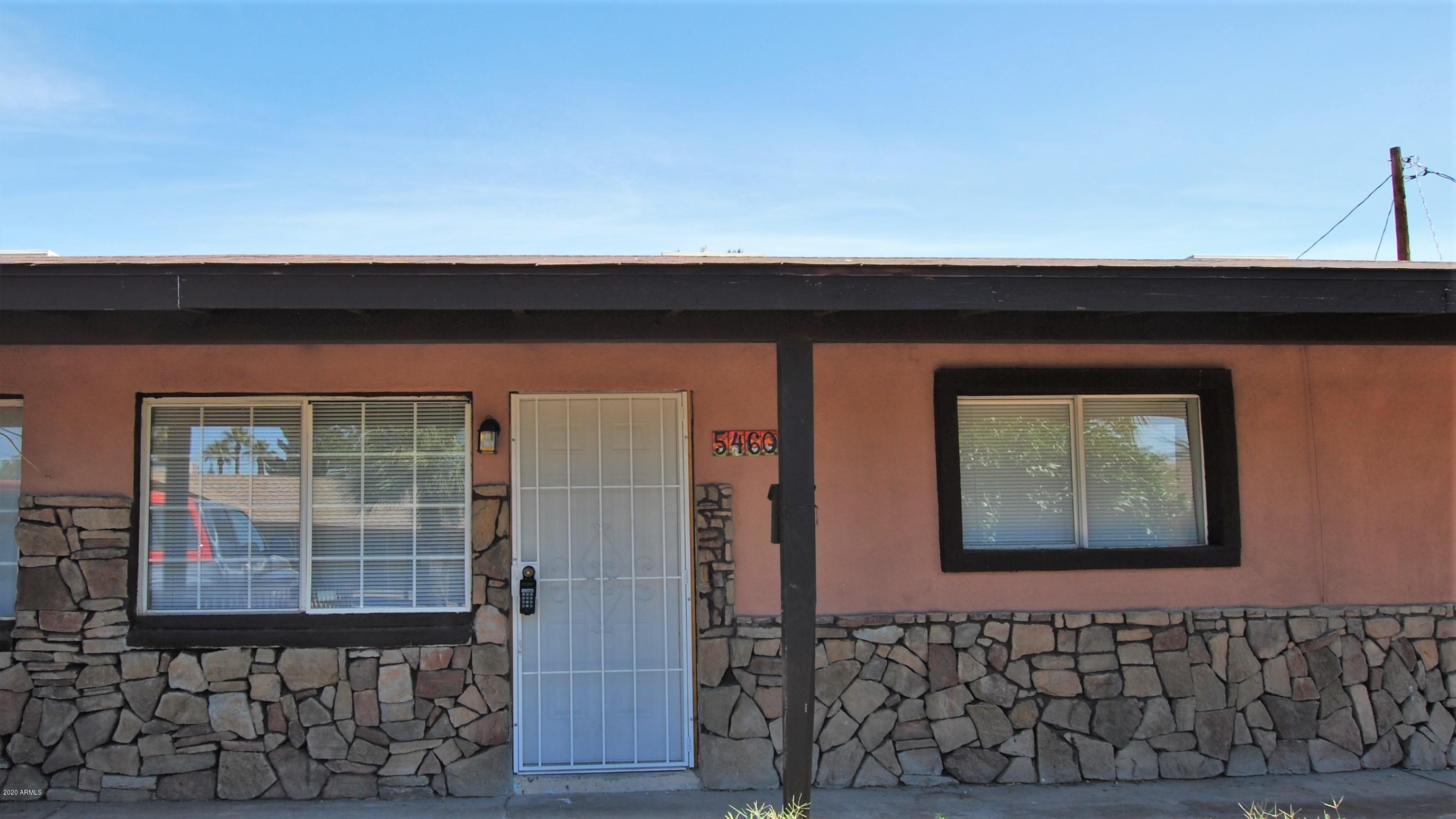 Photo of 5458 W PALMAIRE Avenue, Glendale, AZ 85301