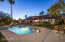 Heated Pool With Water Feature, Putting Green, & BBQ Grill