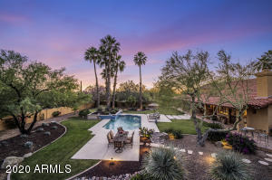 True Resort Style Backyard