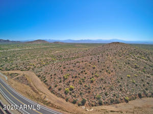 north approximate 5 acres side of the mountain bordering 118th street - awesome views!