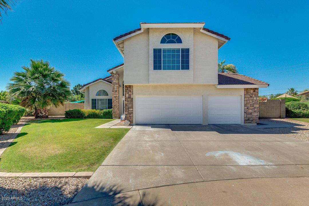Photo of 5422 E FOUNTAIN Circle, Mesa, AZ 85205