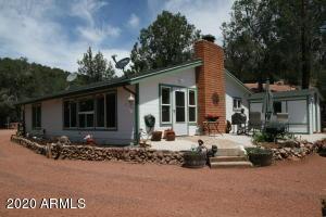 2283 N FLOWING SPRINGS Road, Payson, AZ 85541