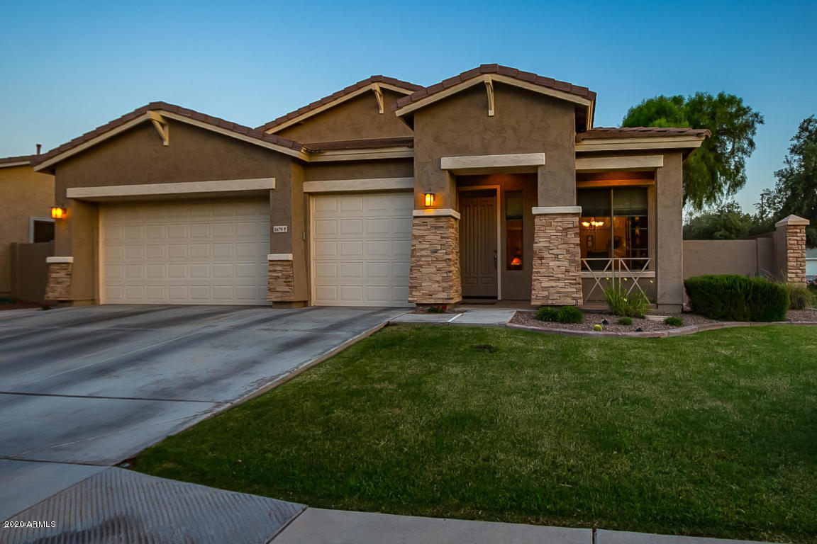 Photo of 3679 E POWELL Way, Gilbert, AZ 85298