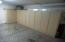 Garage with Extra Storage