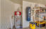 High Efficiency Water heater, Central Vacuum.