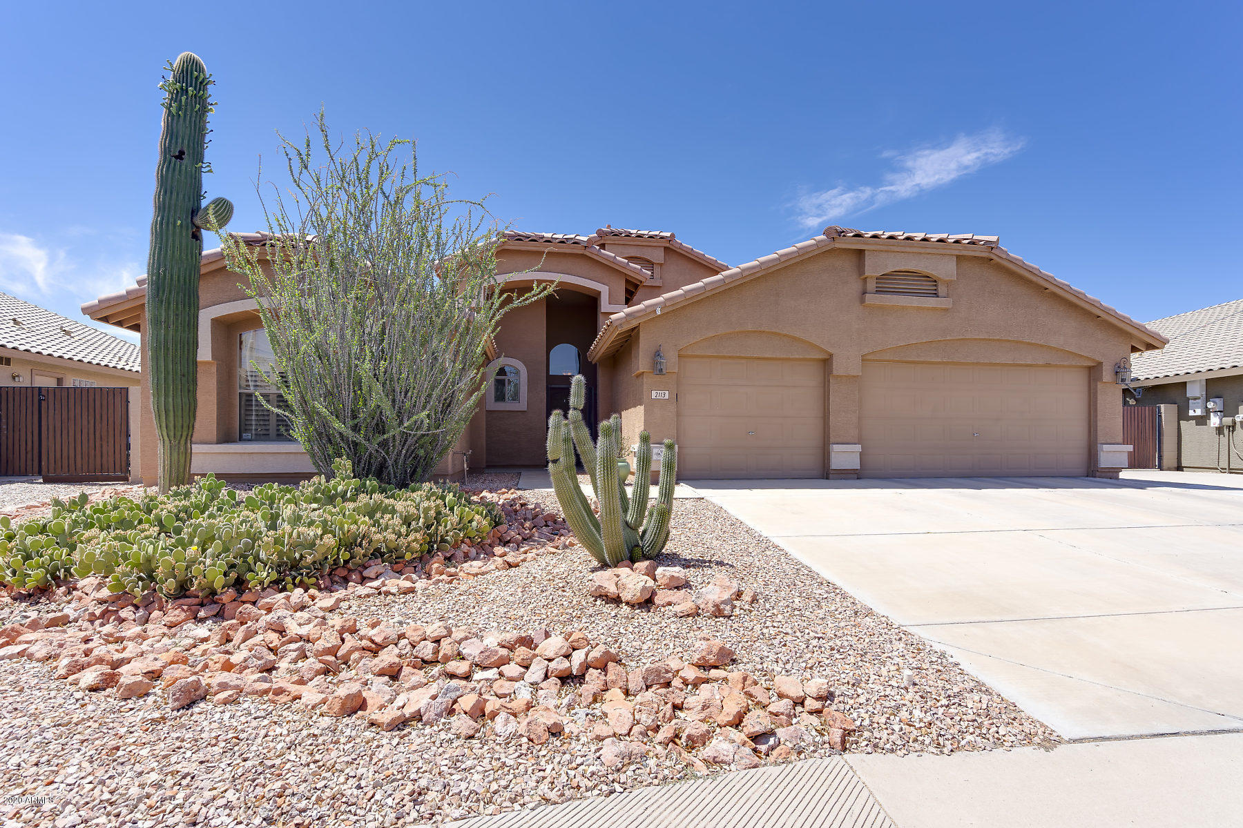 Photo of 2113 E KEMPTON Road, Chandler, AZ 85225