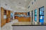 LARGE EAT-IN KITCHEN WITH GRANITE COUNTERTOPS & STAINLESS STEEL APPLIANCES