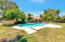 LARGE BACKYARD WITH SPARKLING POOL/SPA