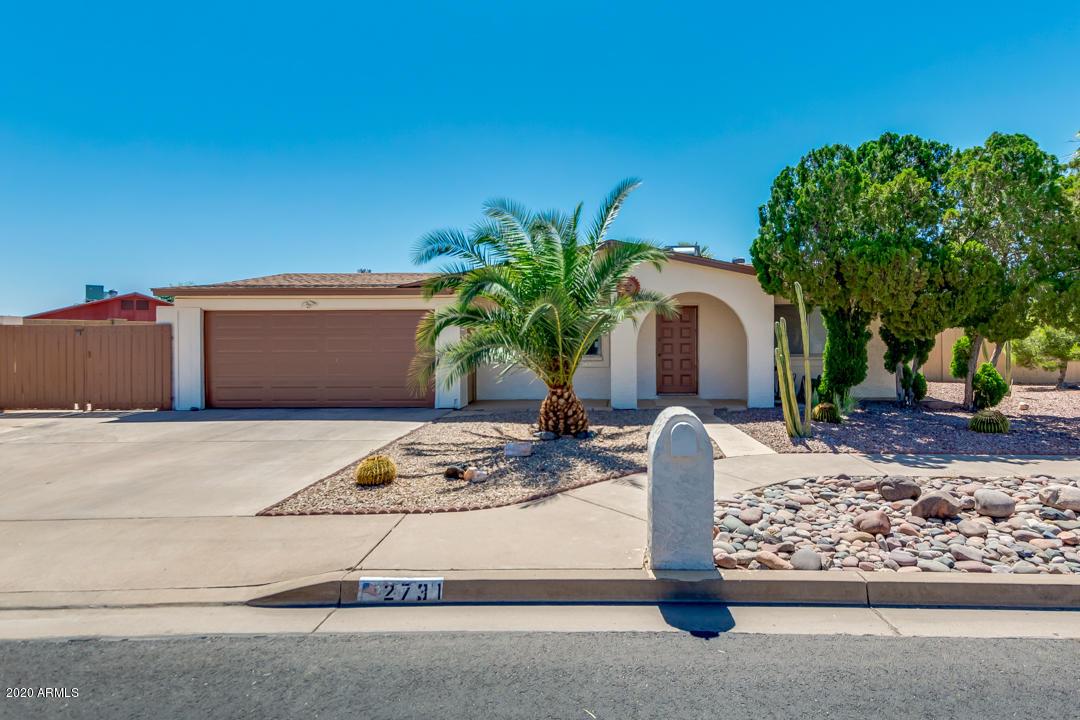 Photo of 2731 W JUNQUILLO Circle, Mesa, AZ 85202